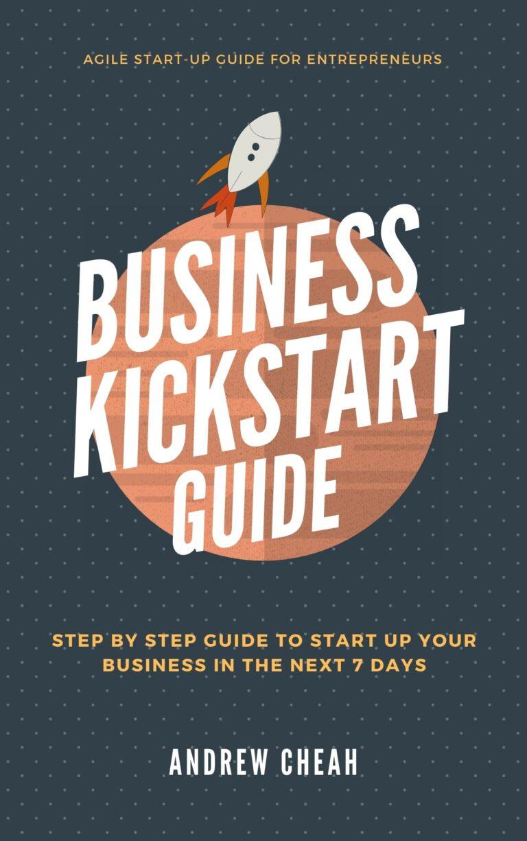 Business kickstart guide Cover