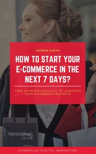 how to start ecommerce business pdf