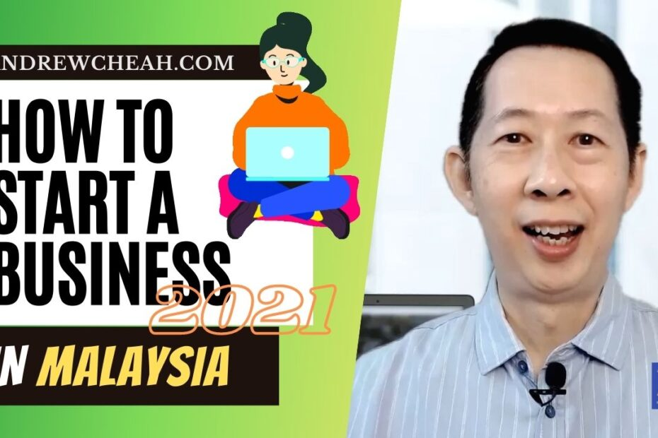 Start a business in Malaysia during MCO