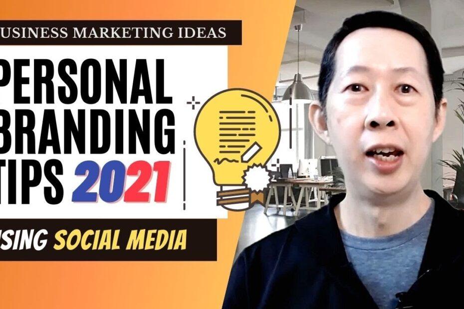 Personal branding using social media in Malaysia
