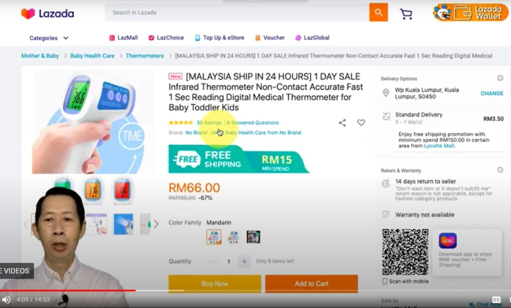 Best Sites to Sell Products Online in Malaysia