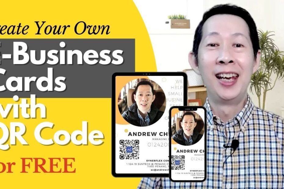 Make Your Own e-Business Cards