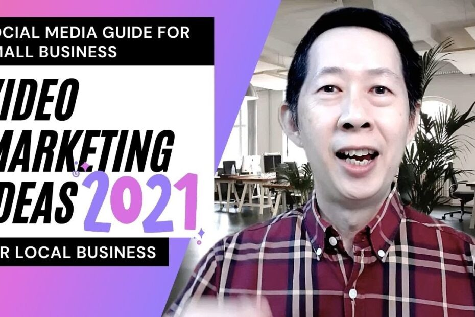 video marketing ideas for local business