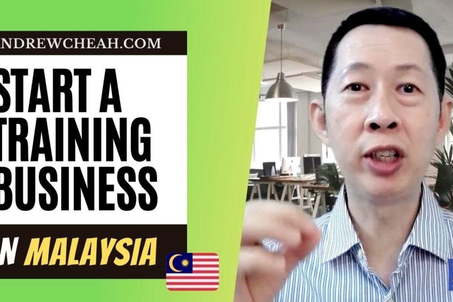 Start A Training Business