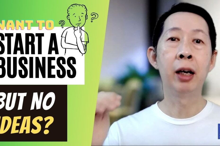 Start a Business with No Ideas in Malaysia