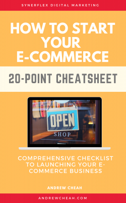 how to start your ecommerce business pdf